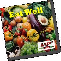 Eat well audio programme