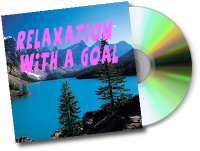 Relaxation with a goal audio programme